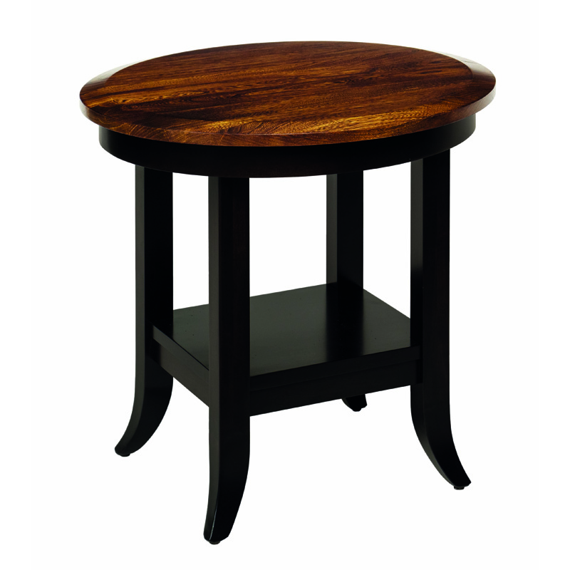 round end table christy furniture made in usa builder06