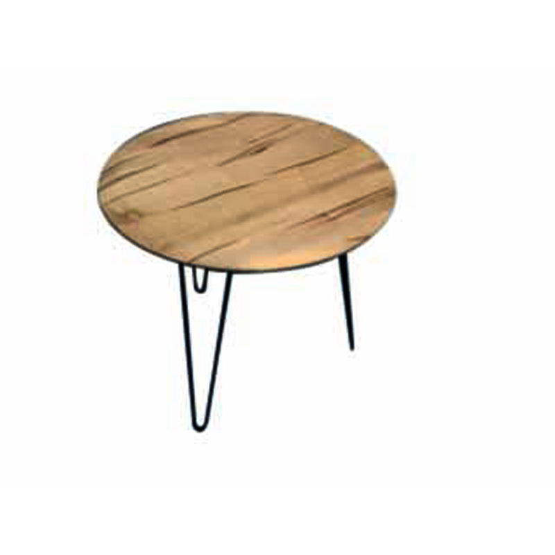 Round coffee table 5020 0201ct melrose furniture made in for Furniture made in usa