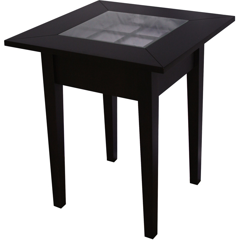 Modern euro end table 5002 0101et 24 occasional tables for Cheap designer furniture usa