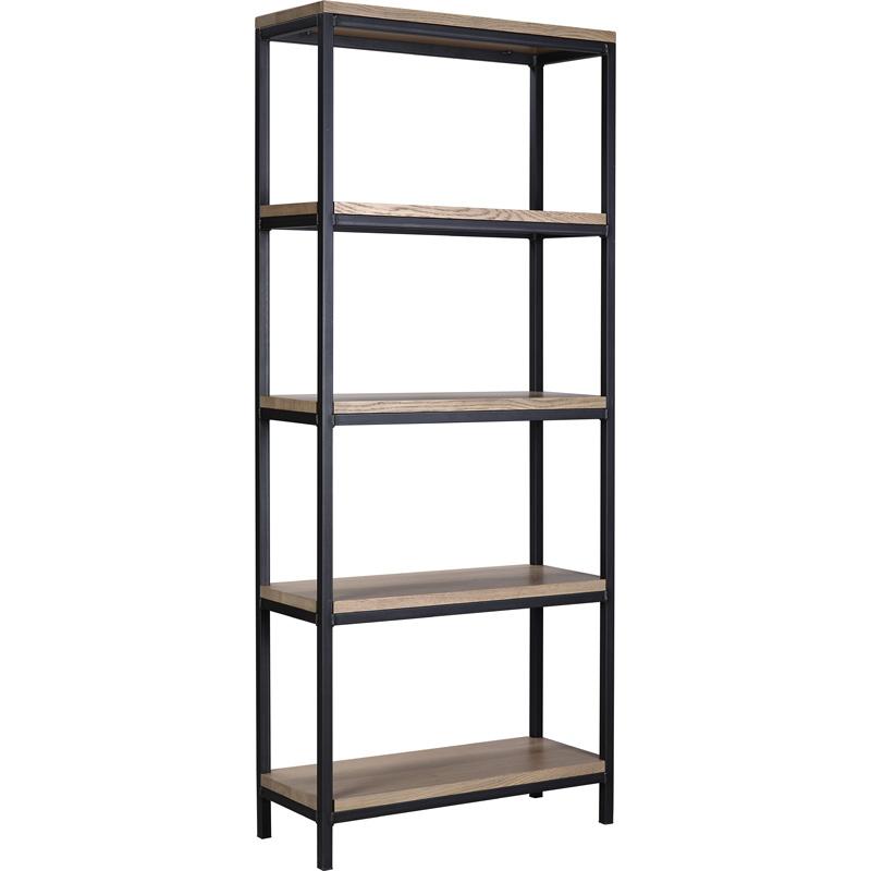 72 Inch Bookcase 6000 0403bc 72 Omni Furniture Made In Usa