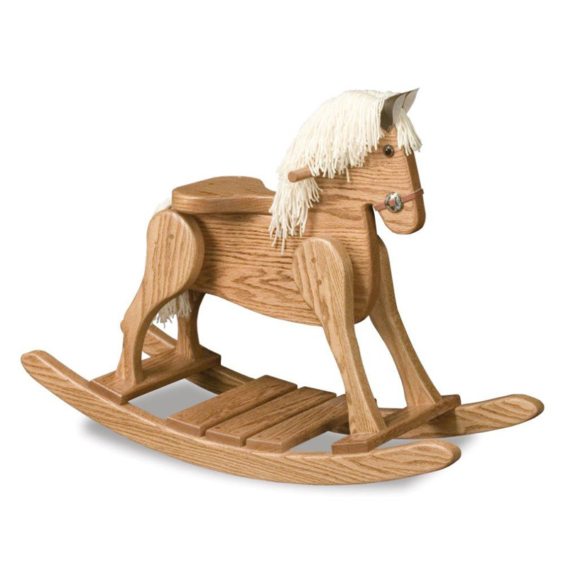 Small Rocking Horse Youth Collection Furniture Made In Usa Builder130