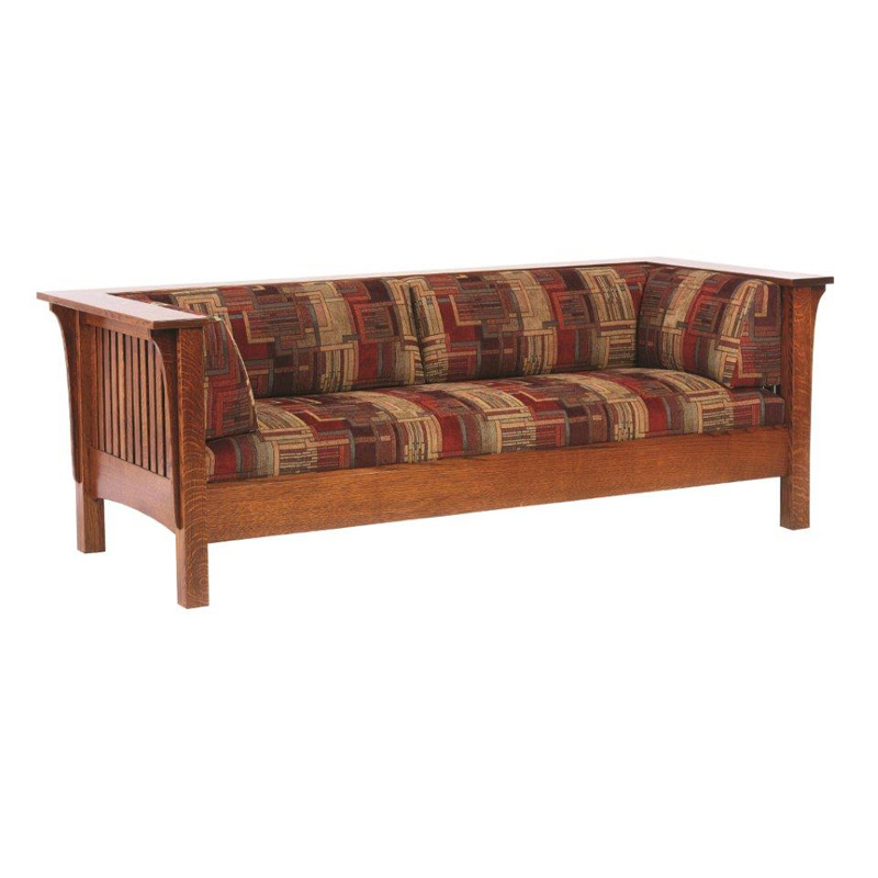 Sofa Mission Furniture Made In Usa Builder60