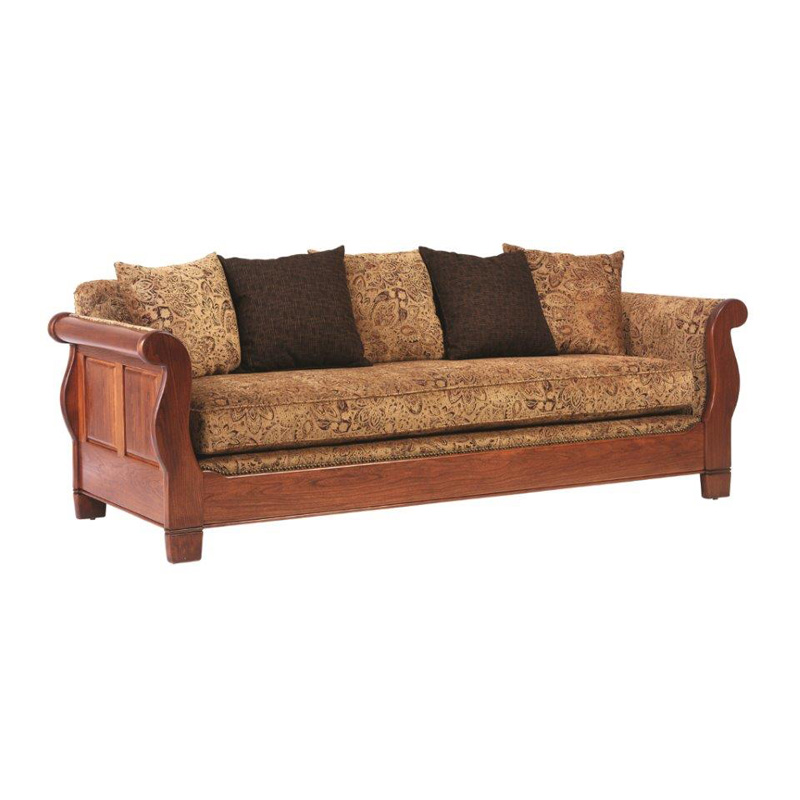 Sofa 3500 Sleigh Furniture Made In Usa Builder60 Outlet