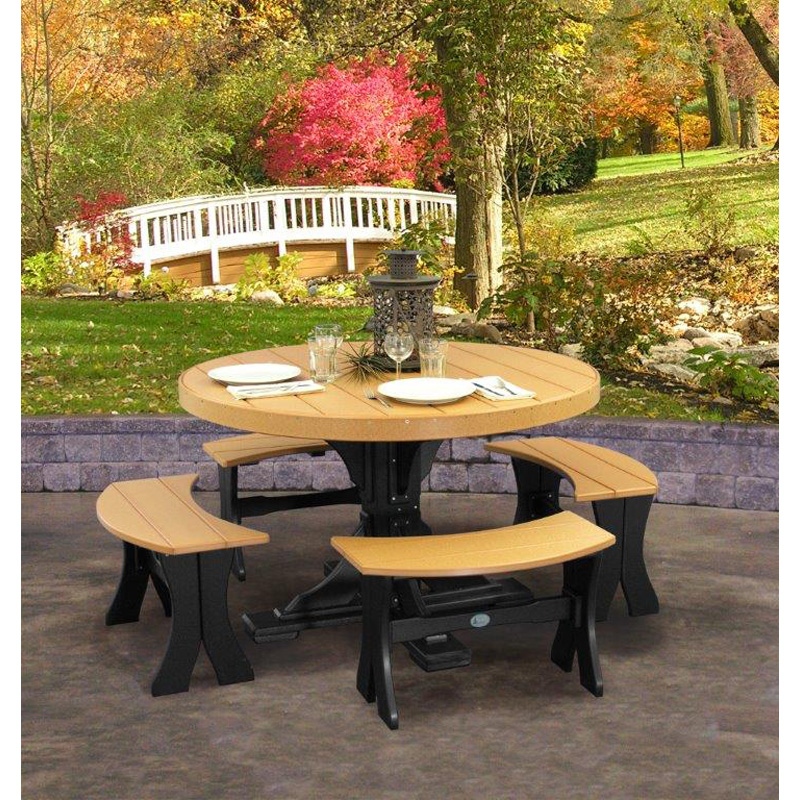 Round Table Set Dining Collections Furniture Made In Usa Builder76 Outlet Discount Furniture