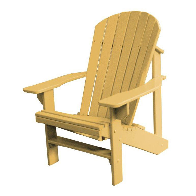 Chair Honey Mustard Color Collection Furniture Made In USA Builder87