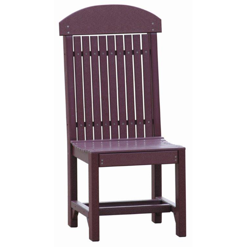 Regular Chair Cherrywood Dining Height Outdoor Occasional Furniture Made In Usa Builder76 Outlet