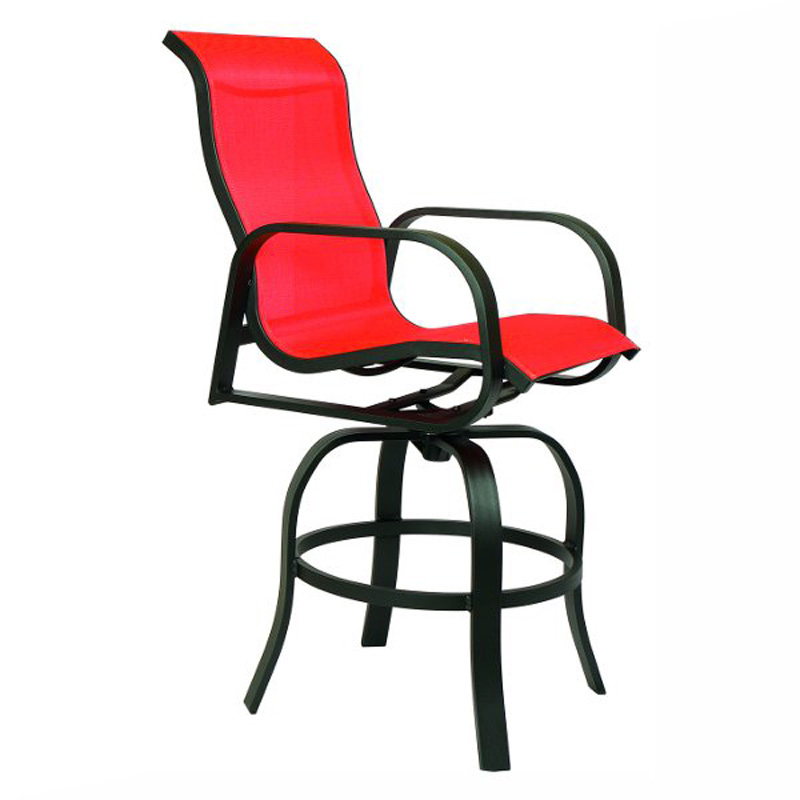 Swivel Bar Stool 9913 Universal Frames Crimson Casual