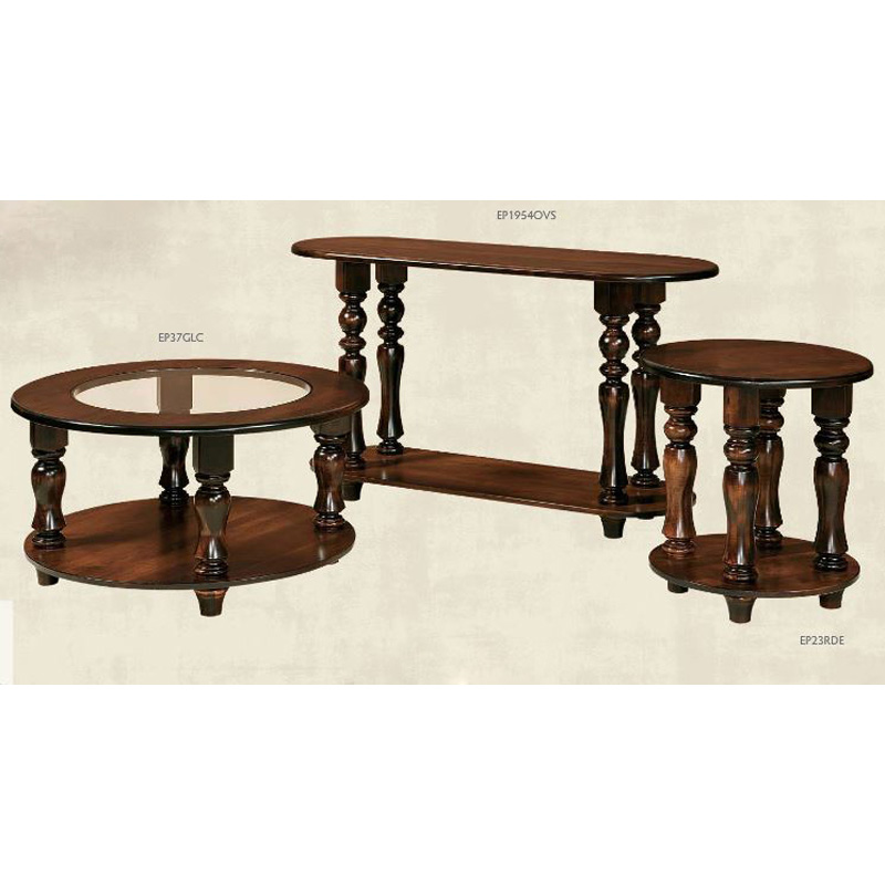 Usa Discount Furniture: Occasional Table EP23RDE Empire Furniture Made In USA