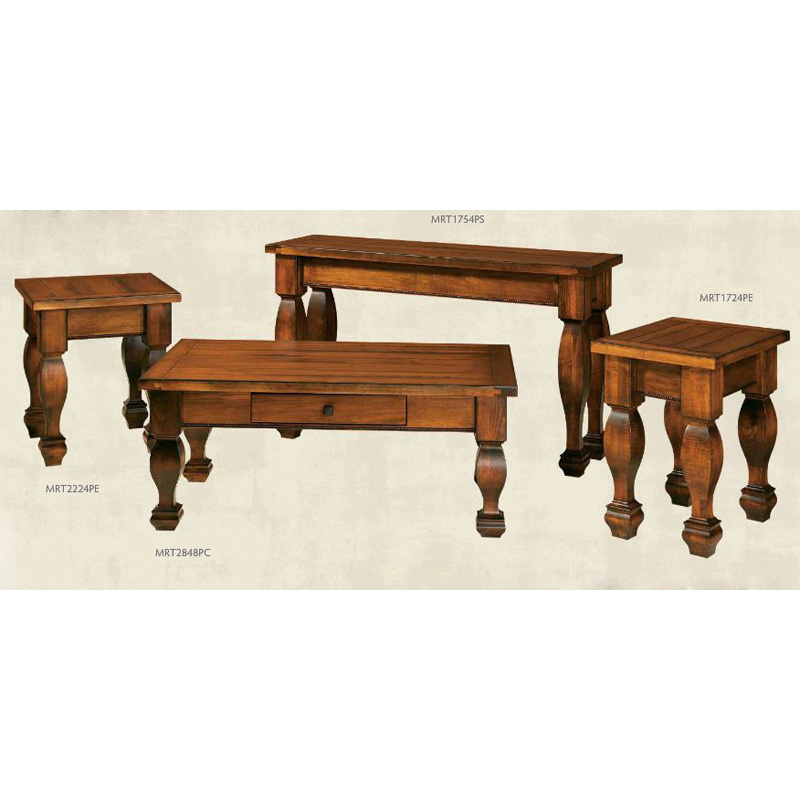 Usa Discount Furniture: Occasional Table MRT1724PE Marriot Furniture Made In USA