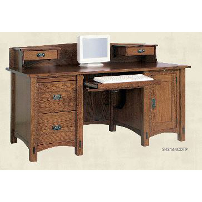 Perfect Computer Desk Springhill Furniture Made In Usa Builder84