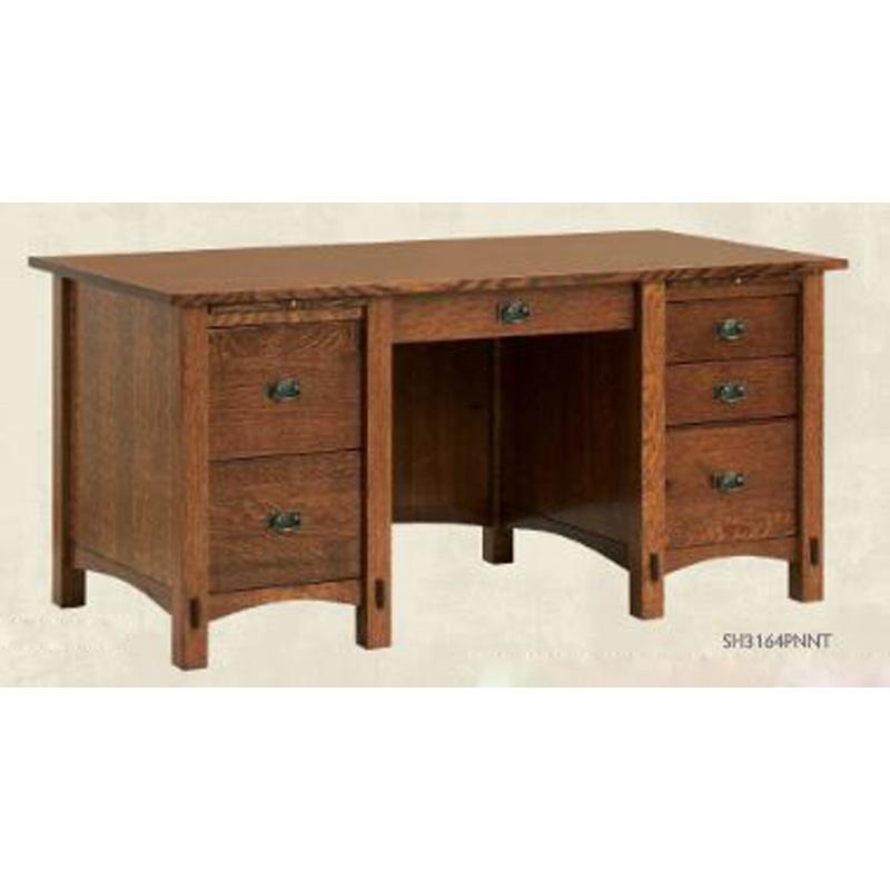 Captivating Desk Springhill Furniture Made In USA Builder84