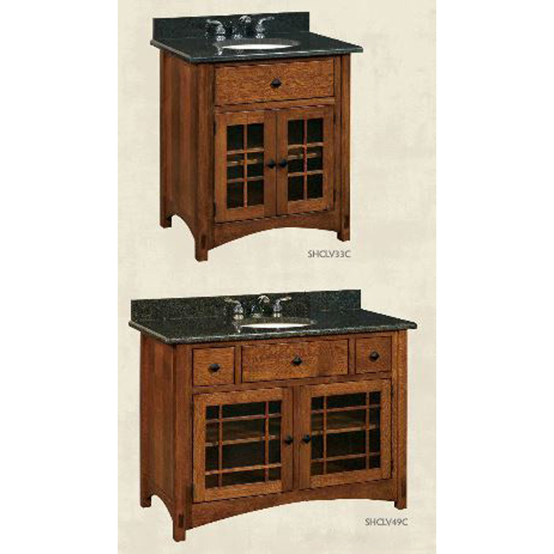 Lavatorie Shclv49g Springhill Furniture Made In Usa Builder84 Outlet Discount Furniture