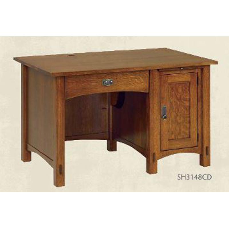 Perfect Mini Computer Desk Springhill Furniture Made In USA Builder84
