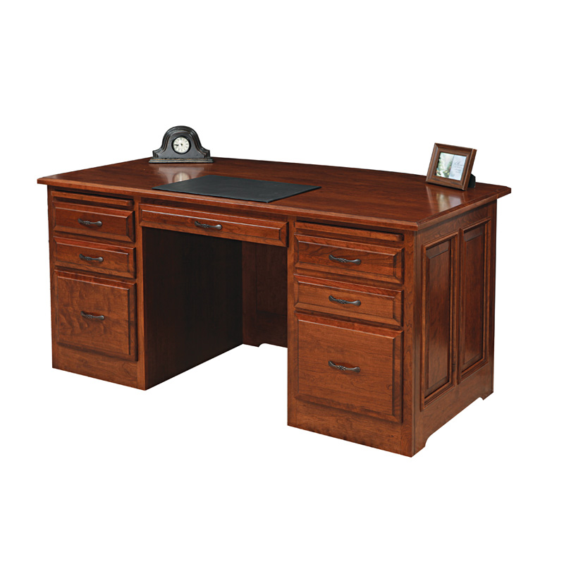64 Inch Executive Desk Lib 1301 Liberty Office Furniture