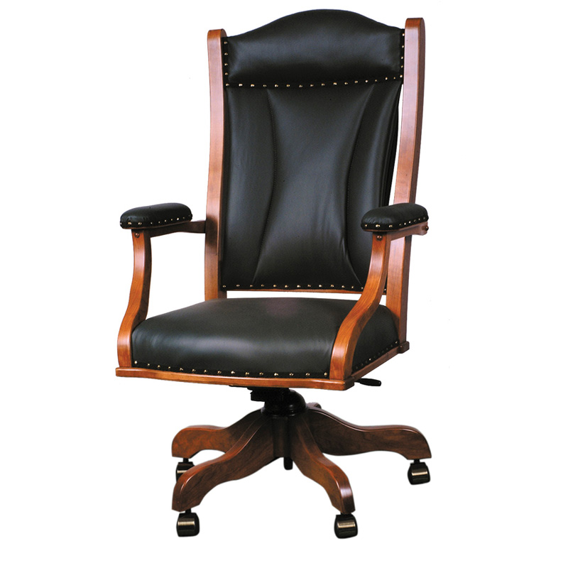 Furniture Made In Usa Builder14 Desk Chair
