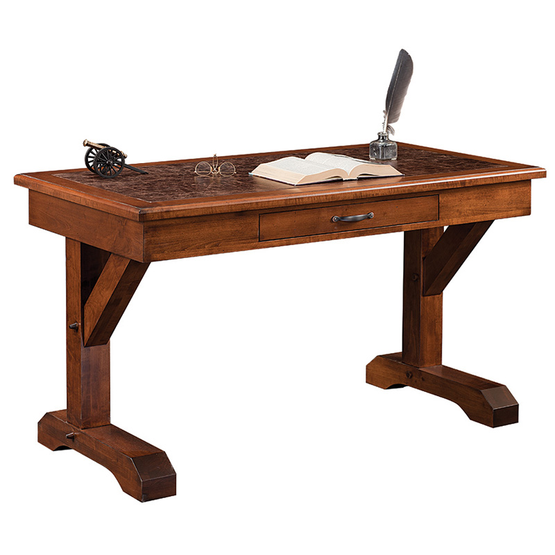 the writing desk Whether you're looking for a writing desk, computer desk or corner desk, a wide selection means you'll find the perfect desk for the workspace of your dreams most office desks have one or more drawers—handy for keeping office supplies.