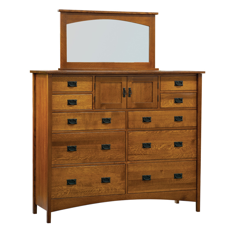 Mountain master dresser e s acmmmd arts and crafts for Arts and crafts furniture makers