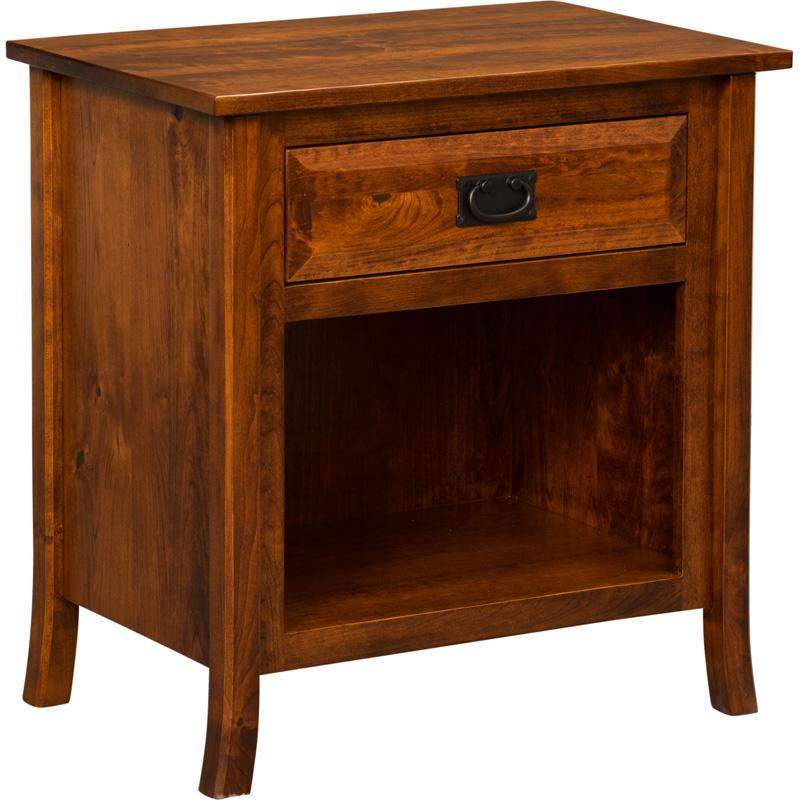 Night Stand E&S JNSO Jaxon Furniture Made in USA