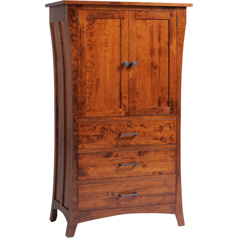 Armoire mfw541am westfield furniture made in usa builder29 for Furniture made in usa