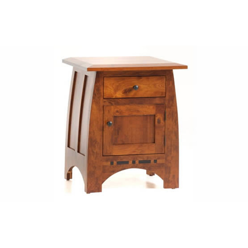 Nightstand Mft525ns Vineyard Furniture Made In Usa Builder29 Outlet Discount Furniture
