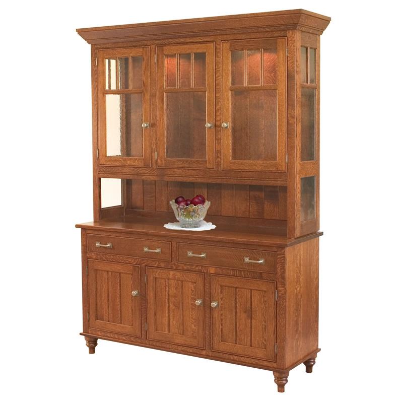 Cabinet Harvest Furniture Made in USA Builder104 Outlet